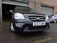 08 KIA CARENS GS CRDI DIESEL,MOT JAN 018,PART HISTORY,2 OWNER,2 KEYS,VERY RELIABLE MPV,TOTALLY MINT