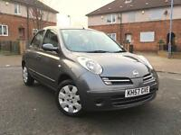 Nissan Micra 1.2 Automatic Spirita 5dr 37k Miles - Lady Owner HPI clear