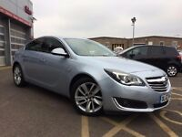 VAUXHALL INSIGNIA 2014. RENT 120£- WEEK.