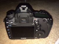 Canon 5D Mark iii (body only and comes with all accessories) - Brand New ++++++