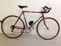 Steel Road Bike lightweight Frame,, Ideal fro Commuting