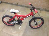 """Child's 16"""" wheel Huffy Bike"""