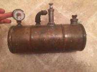 Taylor's paraffin stove