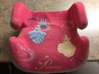 Princess Junior Car Seat for sale