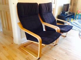 IKEA Arm Chairs 2 (Only 1 Left)