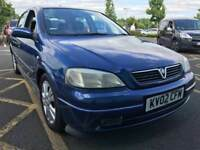 VAUXHALL ASTRA 1.6 SXi / MANUAL / GREAT CONDITION / SERVICE HISTORY / £695