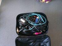 Serato SL3 - Soundcard, cables, travel bag and powersupply