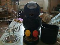 Krups Nescafe Dolce Gusto Melody 3 Coffee Machine - Black