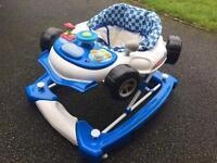 Car baby walker