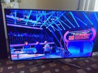 SAMSUNG 48 LED TV FREEVIEW HD/SMART/3D/WIFI/QUAD CORE/400HZ/MEDIA PLAYER/SLIM DESIGN/ NO OFFERS