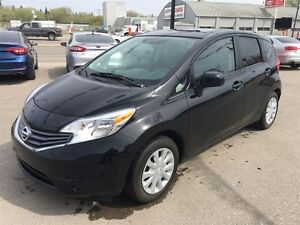 2014 Nissan Versa Note SV Convenience Package w/ back up camera