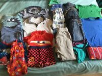 Age 4-5 Clothes bundle from Next smoke free pet free home