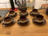 BRAND NEW unused stylish ceramic tea set
