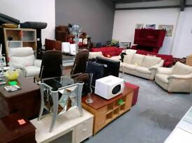 Used and new furniture items going cheap