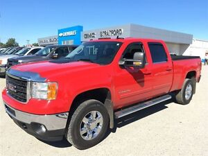2011 GMC SIERRA 2500HD SLT Stratford Kitchener Area image 2