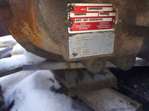 18000 lbs axle for a 2000 international 4600 truck