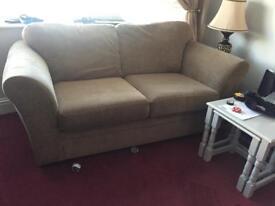 Next 3 seater sofa - set of 2