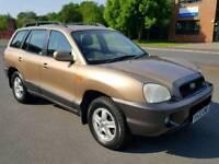 Hyundai santa fe 2m5 petrol 4x4