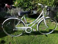 Raleigh caprice ladies shopper one of many quality bicycles for sale