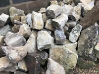 Purbeck rockery stone