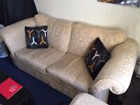 2 sofas for sale: two-seater and three-seater Birmingham