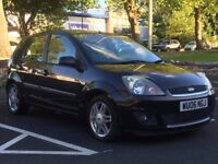 FORD FIESTA 2006(06 REG)*AUTOMATIC (RARE)*LONG MOT*F.S.H.*LEATHER INTERIOR*PX WELCOME*DELIVERY
