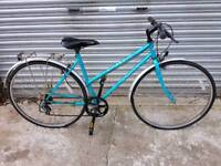 Apollo Riviera Ladies Hybrid/Town Bicycle For Sale in Great Riding Order