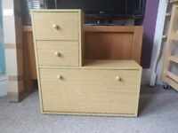 Drawer Unit and Shoe Storage