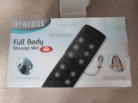 HoMEDICS Full Body Massage Mat