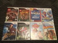 Various Wii games £2.50 each