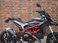 Ducati Hypermotard 821 Motorcycle