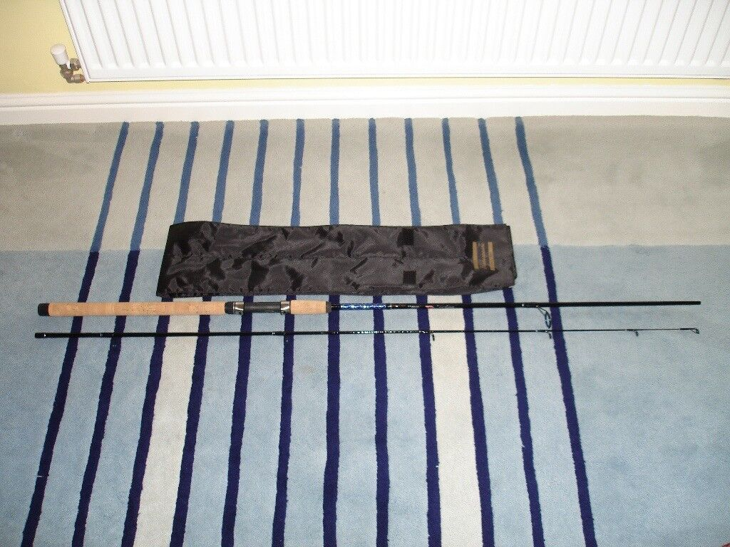 Shakespeare Ugly Stick Lite 8' Spinning Rod (Brand New) & Leeda 7' Rim Spin Spinning Rod