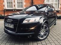 2009 Audi Q7 3.0 TDI S Line Tiptronic Quattro ** 1 OWNER** IMMACULATE CONDITIONN** PX WELCOME