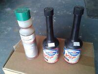 Lead Petrol Additives.