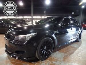 2008 BMW M5 **ALL BLACK EVERYTHING**
