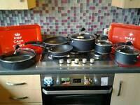 Pots / pans