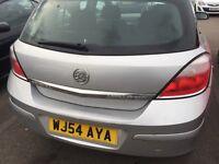 Vauxhall Astra 1.7 CDTi 2004 long MOT History £750