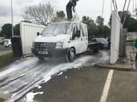 Cars van wanted scrap