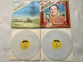 COLLECTABLE JIM REEVES DOUBLE ALBUM 40 GOLDEN GREATS
