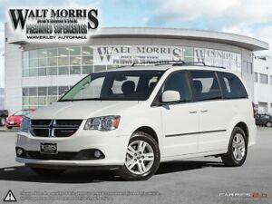 2016 Dodge Grand Caravan CREW; ACCIDENT FREE ALBERTA VEHICLE