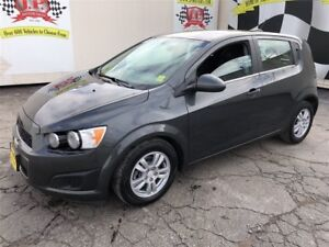 2016 Chevrolet Sonic LT, Automatic, Heated Seats, Back Up Camera