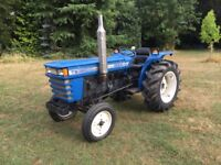 ISEKI TS 3110 2WD mid size compact tractor