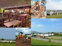 Starter Caravan For Sale in Southerness Scotland 2 Bedroom-Pet Friendly-Near Ayr-Glasgow-Cumbria