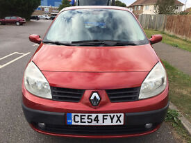 Renault Scenic 1.5 dCi Expression 5dr £1,495 2004 (54 reg), MPV