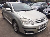Toyota Corolla 1.4 TD T3 Multimode 5dr£2,485 p/x welcome FREE WARRANTY, NEW MOT