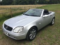 Mercedes Slk immaculate condition!