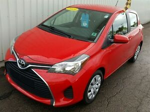 2015 Toyota Yaris LE HATCHBACK LE EDITION | FACTORY WARRANTY | E