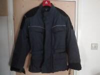 Motorcyle jacket.
