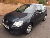 VOLKSWAGEN POLO 1.2 E ** 58 PLATE ** 135,000 MILES ** DRIVES PERFECT **
