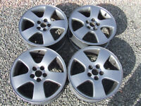 "16"" Alloy Wheels Audi/VW/Seat/Skoda"
